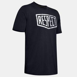 UA Project Rock RESPECT T-Shirt